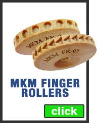 MKM Finger Rollers