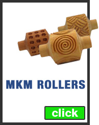 MKM Rollers 4 Clay - Click Here