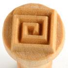 MKM/PMC Round Stamp SCM-117