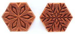 MKM/PMC Hexagonal Stamp SHM-03