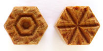 MKM/PMC Hexagonal Stamp SHS-01