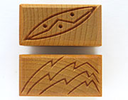 MKM/PMC Rectangular Stamp SRM-02