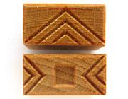 MKM/PMC Rectangular Stamp SRS-3