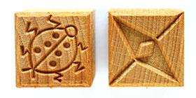 MKM/PMC Square Stamp SSM-11