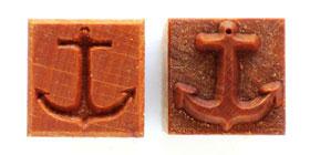MKM/PMC Square Stamp SSM-120
