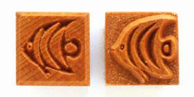MKM/PMC Square Stamp SSM-125