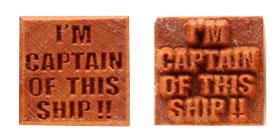 MKM/PMC Square Stamp SSM-132