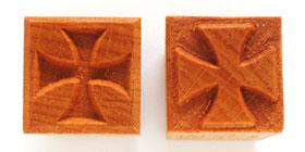 MKM/PMC Square Stamp SSM-152