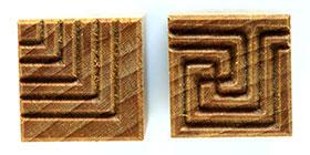 MKM/PMC Square Stamp SSM-16