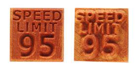 MKM/PMC Square Stamp SSM-164