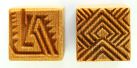 MKM/PMC Square Stamp SSM-26