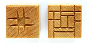 MKM/PMC Square Stamp SSM-03