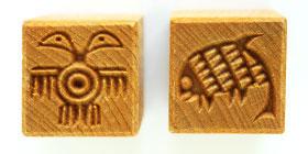 MKM/PMC Square Stamp SSM-31