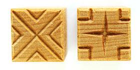 MKM/PMC Square Stamp SSM-04