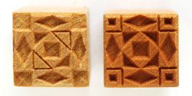 MKM/PMC Square Stamp SSM-55