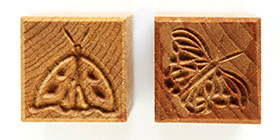 MKM/PMC Square Stamp SSM-73