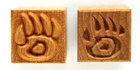 MKM/PMC Square Stamp SSM-79