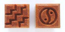 MKM/PMC Square Stamp SSS-12