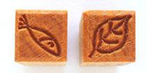 MKM/PMC Square Stamp SSS-08