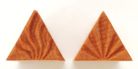 MKM/PMC Triangular Stamp STM-11