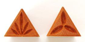 MKM/PMC Triangular Stamp STM-02