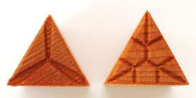 MKM/PMC Triangular Stamp STM-04