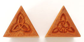 MKM/PMC Triangular Stamp STM-40