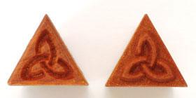 MKM/PMC Triangular Stamp STM-41