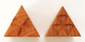 MKM/PMC Triangular Stamp STM-05