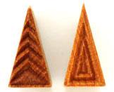 MKM/PMC Triangular Stamp STS-T2