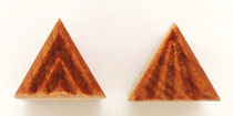 MKM/PMC Triangular Stamp STS-1