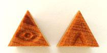 MKM/PMC Triangular Stamp STS-10