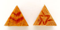 MKM/PMC Triangular Stamp STS-3