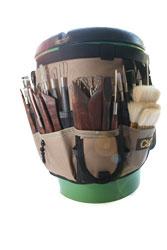 Optional Potters Bucket