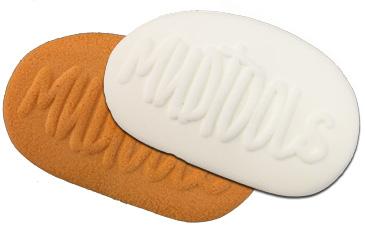 Sherrill Medium Mudsponge Orange