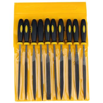 Ceramic Needle Files 10 pc Set