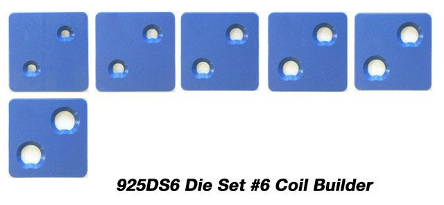 North Star 925DS6 Die Set