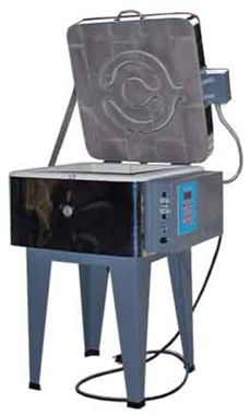 Olympic Digital Glass Kiln 146GFE Square
