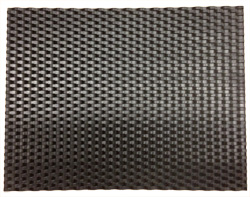 Basket Weave Rubber Texture Mat