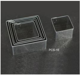 PCS16 Square Cutter Set - 6 pieces