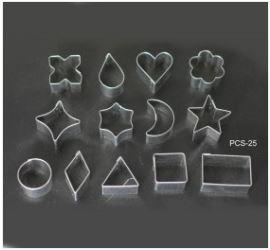 PCS25 Shapes Cutter Set - 13 pieces