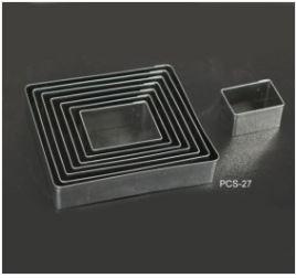PCS27 Square Cutter Set - 8 pieces