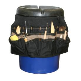 Artisan Bucket Stool