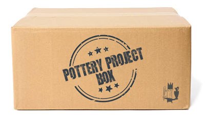 Pottery Project Box