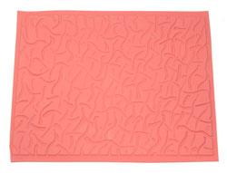 Pottery PTQ38 Rubber Texture Mat