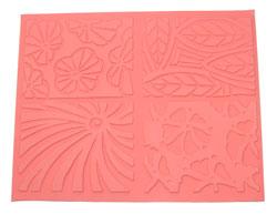 Pottery PTQ39 Rubber Texture Mat