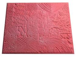 Pottery PTQ44 Patchwork Rubber Texture Mat