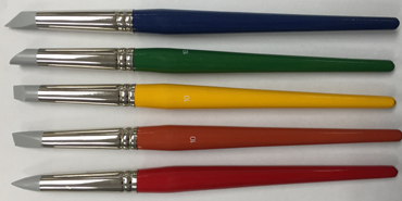 Rainbow Clay Shaper Set- Long