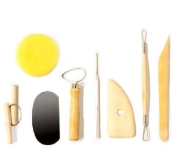Richeson Pottery Kit