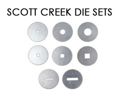 Scott Creek Die Sets